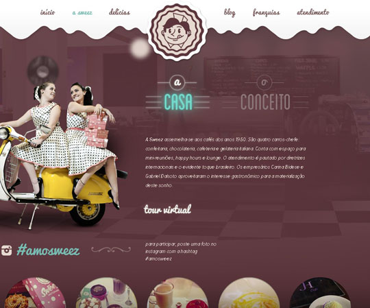 web design inspiration 5