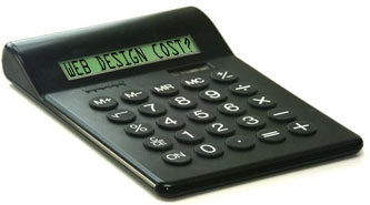 web design cost calculator